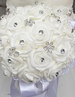 Cheap wedding accessories online wedding accessories for 2018 wedding flowers bouquets wedding bead rhinestone foam 1102approx28cm junglespirit Choice Image