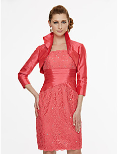 Tafti Häät Juhlat Lyhyt naisten takki Bolerot