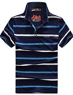 tanie Koszule turystyczne-Męskie Košile na turistiku Na wolnym powietrzu Oddychający Wygodny Topy Camping & Turystyka