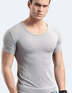 cheap Hiking Shirts-Men's Hiking T-shirt Outdoor Quick Dry Breathable Lightweight Sweatshirt Top