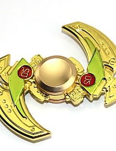 Fidget Spinner Inspirert av WOW Son Goku Anime Cosplay-tilbehør