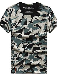Herrn T-Shirt für Wanderer Schnell trocken T-shirt Oberteile für Sommer M L XL XXL XXXL