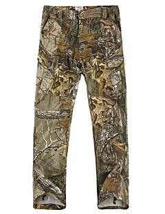 Maskovací lovecké kalhoty Odolný vůči UV záření maskování Kalhoty pro Lov Lezení M L XL XXL