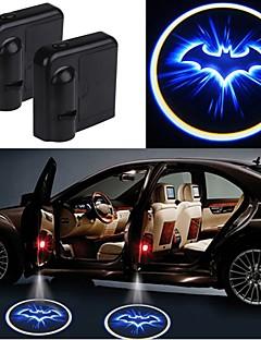 tanie Światła prezentów-1 szt. Światła przednie / światła bezpieczeństwa Bateria Łatwe przenoszenie Artystyczny / LED / Nowoczesny