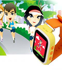 Kid's Fashion Watch Wrist watch Smart Watch Digital Rubber Band Blue Orange Pink
