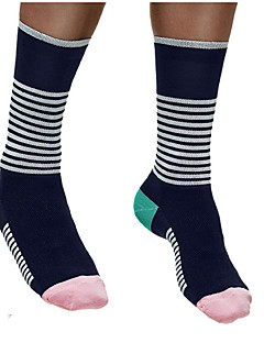Fietsen/Wielrennen Sokken/Fietssokken Anatomisch ontwerp Beschermend Spandex Nylon Hardlopen Wielrennen Herfst Winter