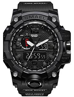 SMAEL Herre Smartklokke Moteklokke Armbåndsur Unike kreative Watch Digital Watch Sportsklokke Militærklokke Selskapsklokke Kinesisk
