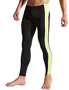Heren Hardloopbroeken Sneldrogend Ademend Comfortabel Fietsen Tights/Lange Broek Kleding Onderlichaam voor Hardlopen Training&Fitness