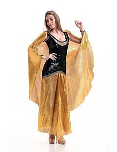 billige Voksenkostymer-Eventyr Egyptiske Kostymer Queen Cleopatra Cosplay Cosplay Kostumer Party-kostyme Dame Halloween Karneval Festival / høytid