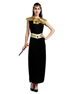 billige Halloweenkostymer-Egyptiske Kostymer Queen Cosplay Cleopatra Cosplay Kostumer Party-kostyme Kvinnelig Halloween Karneval Festival / høytid