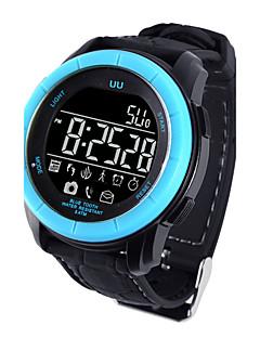 billige Luksus Ure-Herre Digital Digital Watch Armbåndsur Smartur Militærur Sportsur Kinesisk Alarm Kalender Vandafvisende Skridttællere Stor urskive