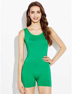 Women's Solid Racerback Going out Sexy Slim JumpsuitsSimple / Active U Neck Sleeveless