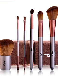 cheap -1set Makeup Brushes Professional Makeup Brush Set Synthetic Hair / Fiber Easy to Carry / Easy Carrying / Easy to Use Wood