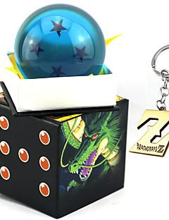 halpa -Enemmän lisävarusteita Anime Toimintahahmot Innoittamana Dragon Ball Son Goku Anime Cosplay-Tarvikkeet kuvio Hartsi