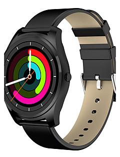billige Digitalure-Herre Digital Digital Watch Armbåndsur Smartur Militærur Sportsur Kinesisk Touch-skærm Alarm Kalender Pulsmåler Vandafvisende