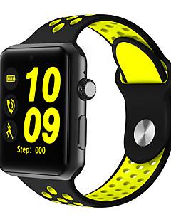 billige Digitalure-Herre Digital Digital Watch Armbåndsur Smartur Militærur Sportsur Kinesisk Touch-skærm Alarm Kalender Vandafvisende Kreativ Skridttællere
