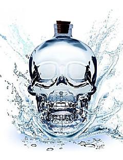 Χαμηλού Κόστους Ποτήρια Κρασιού-drinkware Ίνες Υάλοου Κρασοπότηρο Καθαρό νεροτσουλήθρα Μοντέρνα 1pcs