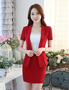 Women's Work Casual Spring Summer Suit