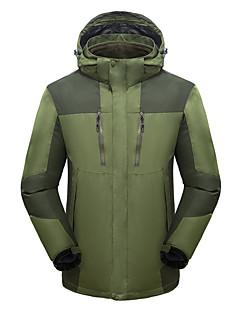 Herrn Damen 3-in-1 Jacken warm halten Atmungsaktiv Wasserdicht Wasserdicht 3-in-1 Jacken Oberteile für Rennen Camping & Wandern Klettern