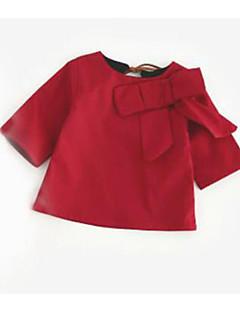 Baby Skjorte Ensfarget