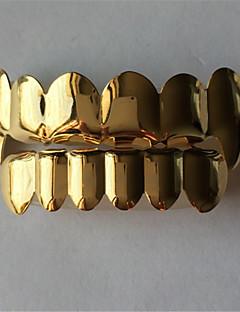 バンパイヤ ハロウィーン イベント/ホリデー ハロウィーンコスチューム ゴールデン シルバー ファッション