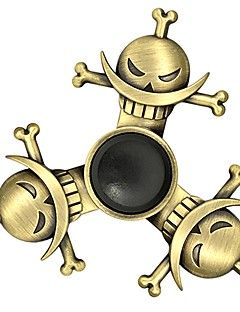 billige Anime cosplay-Fidget Spinner Inspirert av One Piece Edward Newgate Anime Cosplay-tilbehør Chrome
