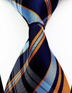 billige Slips og sløyfer-Herre Striper Slips Stripet Polyester