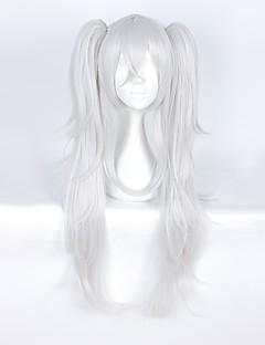 billiga Anime/Cosplay-peruker-Cosplay Peruker Cosplay Cosplay Animé Cosplay-peruker 70cm CM Värmebeständigt Fiber Herr Dam