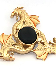 billige Anime cosplay-Fidget Spinner Inspirert av Watch Chyouun Shiryuu Anime Cosplay-tilbehør Metallisk