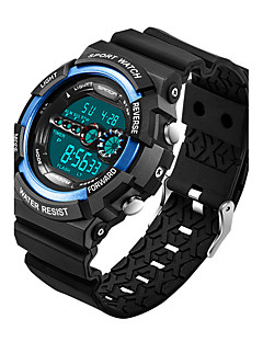 billige Modeure-Herre Dame Digital Digital Watch Armbåndsur Smartur Militærur Sportsur Kinesisk Alarm Kalender Kronograf Glide Regel Vandafvisende Stor