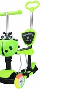 子供用スクーターボード のために 子供用 アセテート/プラスチック アルミニウム トレーナー 耐衝撃 LEDライト