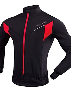 Realtoo Jaqueta para Ciclismo Moto Jaqueta de Inverno Homens Mulheres A Prova de Vento Sólido Moto Inverno