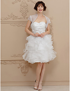 Knee Length, Wedding Dresses, Search LightInTheBox