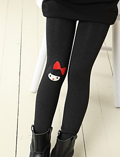 Girls' Solid Pants Winter