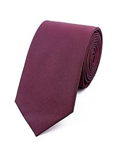 billige Slips og sløyfer-Herre Punkt Slips Prikker Polyester