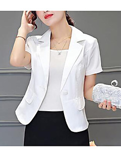 Women's Casual/Daily Casual Summer Blazer