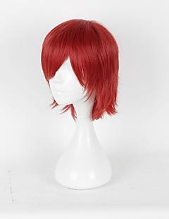 billiga Anime/Cosplay-peruker-Cosplay Peruker Prince of Tennis Hajime Mizuki Animé Cosplay-peruker 35cm CM Värmebeständigt Fiber Herr Dam