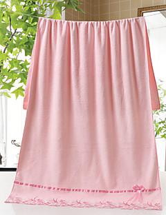 Frischer Stil Badehandtuch,3D (Zufallsmuster) Gehobene Qualität Polyester / Baumwolle Handtuch