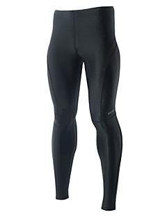 billige Løbetøj-Arsuxeo Herre Løbetights Sport Tights / Underdele Træning & Fitness, Fritidssport, Cykling / Cykel Hurtigtørrende, Anatomisk design,