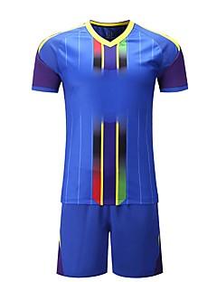 preiswerte -Herrn Fußball T-shirt Trainer Atmungsaktivität Sommer Polyester Elasthan Fussball