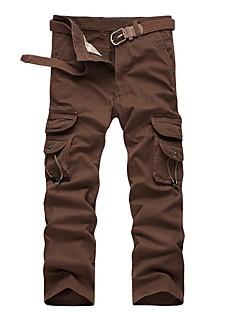 tanie Turystyczne spodnie i szorty-Męskie Turistické kalhoty Na wolnym powietrzu Zdatny do noszenia Fitness Spodnie Multisport