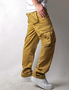Men's Hiking Cargo Pants Outdoor Trainer Walking Pants / Trousers Fishing Camping