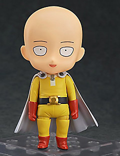 billige Anime cosplay-Anime Action Figurer Inspirert av En Punch Man Saitama PVC CM Modell Leker Dukke Herre Dame