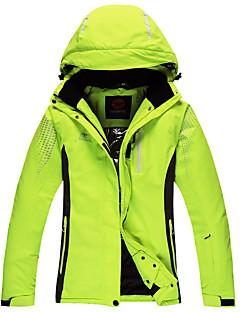 billiga Skid- och snowboardkläder-Unisex Skidjacka Håller värmen, Vindtät, Skidåkning Skidåkning Polyester Vinterjacka Skidkläder
