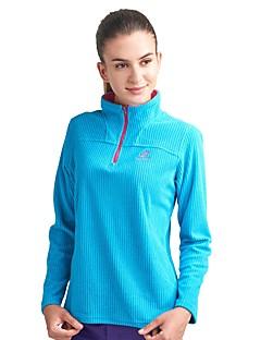 tanie Odzież turystyczna-Damskie Košile na turistiku Na wolnym powietrzu Zima Keep Warm Topy N / Multisport Bieganie