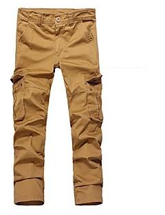 tanie Turystyczne spodnie i szorty-Męskie Spodnie cargo Na wolnym powietrzu Trener Chodzenie Spodnie Piesze wycieczki Kemping