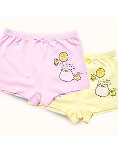 billige Undertøj og sokker til piger-Pige Tegneserie Bomuld Undertøj og strømper