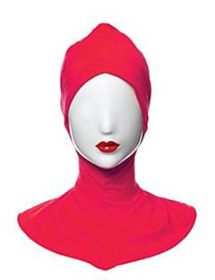 tanie Etniczne & Cultural Kostiumy-Kostiumy Egipskie Hidżab Damskie Festiwal/Święto Kostiumy na Halloween Orange Coffee Rose Czerwony Golden Jendolity kolor