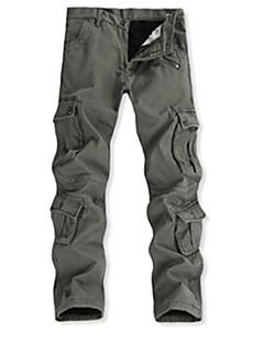 tanie Turystyczne spodnie i szorty-Męskie Turistické kalhoty Na wolnym powietrzu Trener Chodzenie Zima Spodnie Wędkarstwo Kemping