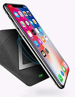 preiswerte Neu Eingetroffen-drahtloses Ladegerät qi 10w schnelles Ladegerät, 50% schneller (7.5w) für iphone 8 8p x, schnelles Ladegerät 10w für Samsung, lg, etc.